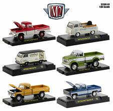 M2 Machines 1:64 Auto-Trucks Release 63 Pick Up Trucks Diecast Model 32500-63