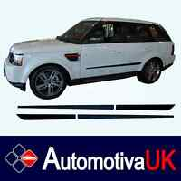 Range Rover Sport Door Rubbing Strips | Door Protectors | Side Protection