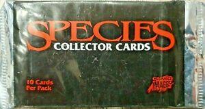 Species Collector Cards Trading Cards OVP Sammelkarten 10 Karten 1995