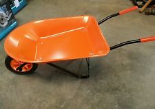 Kids wheelbarrow Garden tools Right size for children