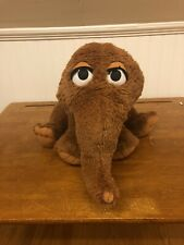 SNUFFLEUPAGUS Sesame Street Muppets 24'' Plush Stuffed Animal Hasbro Toy