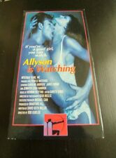 Allyson is Watching (VHS, 1991) Caroline Ambrose