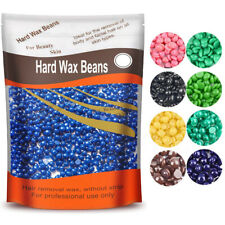Hard Wax Beans Beads for Painless Hair Removal Full Body Home Kit Waxing Warmer