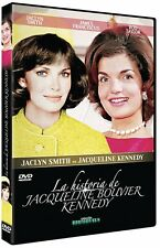 JACQUELINE BOUVIER KENNEDY (1981 Jaclyn Smith) -  DVD - PAL Region 2 - New