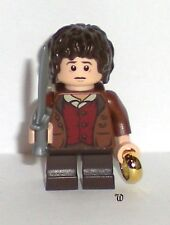 Lego Lord of the Rings Minifigure, FRODO with Sword & Ring 79006, New