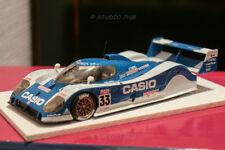 i TOYOTA TS 010 N°33 TOM's CASIO 2°24h MANS 92 Built 1:43 No Spark/Ixo/Fujimi