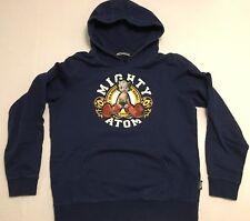 VTG Mighty Atom Astro Boy Navy Lenticular Hoodie Sweatshirt Tezuka Productions M