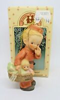 """Enesco Memories of Yesterday Ornament """"SPECIAL DELIVERY"""" 1988 w/bx"""