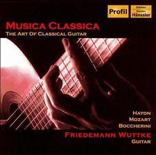 Musica Classica: The Art of Classical Guitar, New Music