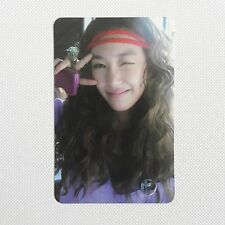 SNSD GIRLS' GENERATION TIFFANY OH! PHOTO CARD RARE