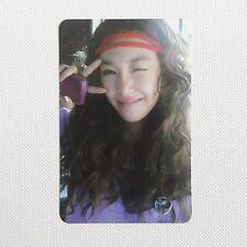 SNSD GIRLS' GENERATION TIFFANY OH! PHOTO CARD RARE