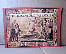 ROSENBORG TAPESTRIES souvenir Scanian War of 1675-79 book Knight's Hall weaving
