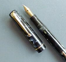 More details for mabie todd swan 6142 fountain pen - flexible nib