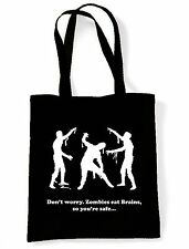 ZOMBIE SHOULDER BAG - Funny Night Of The Living Dead Goth  Zombies Halloween