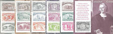 ESPAGNE Articulation ITALIE 1992 Blocs-feuillets Centenario Colombo MNH