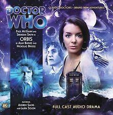 Paul McGann 8th DOCTOR WHO BBC Radio Series #3.1 ORBIS - Big Finish Audio  CD
