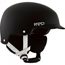 Burton RED Defy Youth Snowboard Helmet (S) Black