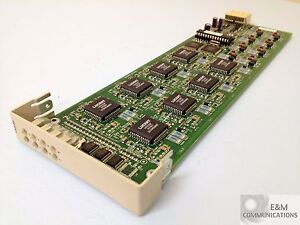740-0285 CAC CARRIER ACCESS ADIT 600 FXS REVISION 8C CONTROLLER CARD SIUXUU0EAA