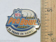 Pro Bowl 25 Years in Hawaii Pin Lapel (#43)