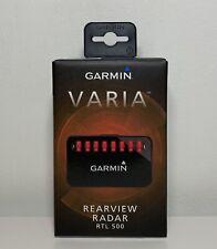Garmin Varia Rearview Radar RTL500 Brand New