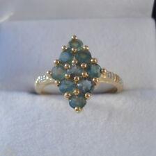1.01ct Certified Alexandrite & Diamond Gold Ring