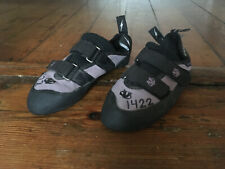 Evolv Climbing Shoes Purple/Black Women's Size 9.5 Us Eur 41