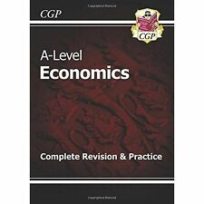Buy economics books ebay new a level economics year 1 2 complete revision practice by cgp fandeluxe Choice Image