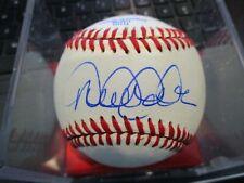 Signed Derek Jeter Auto Little League Baseball w/ COA