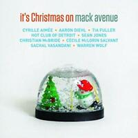It's Christmas On Mack Avenue - Various (NEW CD)