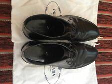 Original PRADA Black Boots Used. MADE IN ITALY. Size PRADA  7,5 or 8,5 US