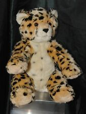 Build A Bear 14 Inch Leopard Cub Soft / Plush Toy