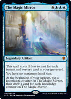 The Magic Mirror - Foil x1 Magic the Gathering 1x Throne of Eldraine mtg card