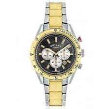 Gents Rotary Watch With Multi Dial Function Date and 24 Hour - Gb03429/20