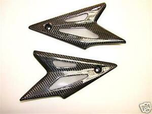Suitable For Triumph Speed Triple 1050 Unt. Sides Cover Carbon