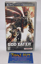 GOD EATER SONY PSP JAP USED