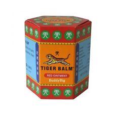 TIGER BALM RED HERBAL RUB MUSCLES PAIN RELIEF HEADACHE 30 g.BIG JAR
