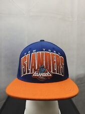 New York Islanders Mitchell&Ness Fisherman Snapback Hat NHL
