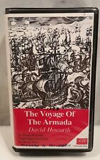 The Voyage Of The Armada 1588 Unabridged By David Howarth Audio Cassette