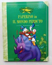 LE GRANDI PARODIE 62 Paperino e il mondo perduto (Corteggiani - Cavazzano)