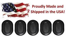 5 Pack Rear Floor Pan Body Plug Fits Jeep Wrangler JK 55397226AA 2007 - 2013