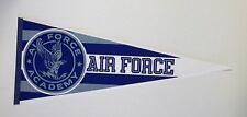 Vintage Air Force Academy Falcons Felt Pennant 12x30 No Pinholes Unsold Stock