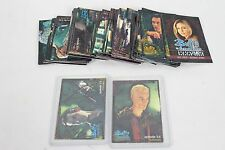 Huge Buffy the Vampire Slayer Trading Card Lot Collection Autograph Auto Rare