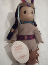 """Precious Moments 7"""" Ten Little Indian Doll New"""