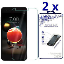 2-Pack For LG Tribute Dynasty (SP200) Tempered Glass Screen Protector