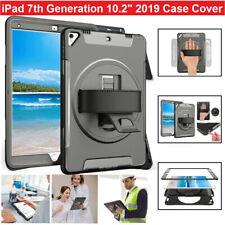Case for All iPad Kickstand Handstrap HardBuilder Protective Shockproof Survivor