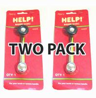 Pair of 2 Help 76972 Window Crank Handle for 73-77 Honda Accord Civic N600 Z600