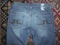 J.Lindeberg Jeans designer vintage denim Hose size W34 L32