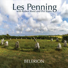 Les Penning​/​Robert Reed​/​Phil Bates : Belerion SEALED DIGIPAK 2016 CD + DVD