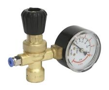 Sealey REG/MMG MIG Gas Regulator Disposable Cylinder Made To ISO 2503- 1 Gauge
