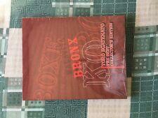 TORO SCATENATO MONSTERBOX 2 DVD E GADGET - COLLECTOR'S EDITION NUOVO SIGILLATO
